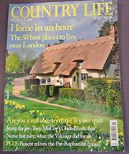 Country Life Magazine. March, 5, 2014. Jump for joy:Tony McCoy's Cheltenham tips