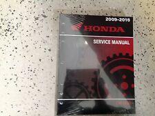 2014 2015 2016 Honda CRF450R Crf 450 R Servicio Reparación Taller Manual Nuevo