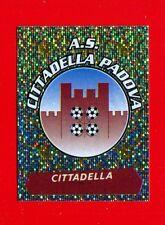 CALCIATORI Panini 2000-2001 - Figurina-sticker n. 472 - CITTADELLA SCUDETTO -New