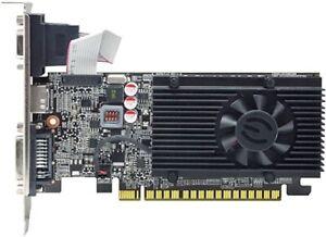 EVGA NVIDIA GEFORCE GT 610 1 GB PCI EXPRESS 16 HDMI DVI VGA SCHEDA VIDEO GRAFICA