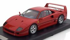 Kyosho 1987 Ferrari F40 Red Color in 1/18 Scale New Release! In Stock!