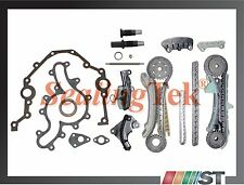 97-11 Ford 4.0L SOHC V6 Engine Timing Chain Gear Kit w/ cover gaskets + oil seal