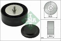 INA V-Ribbed Belt Deflection Guide Pulley 532 0553 10 532055310 - 5 YR WARRANTY