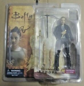 Buffy the Vampire Slayer Becoming Kendra Series 3 PX Previews Signed Autographed