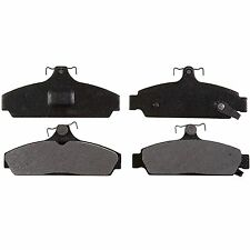 FRONT BRAKE PADS for CHEVROLET CORVETTE SEMI METALLIC 84-87 Premium Front Pads