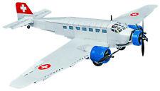 Swiss Air Transportflugzeug Junkers Ju 52/3m 542 Bausteine/1 Figur COBI 5711 TOP