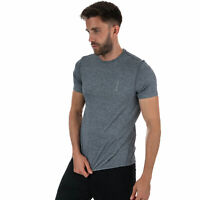 Mens Henri Lloyd Ignite Short Sleeve T-Shirt In Navy- Short Sleeve- Ribbed