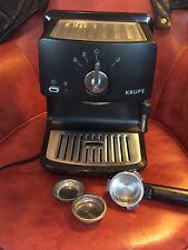 Krups XP 4000 Espresso Machine W Secura Burr Grinder