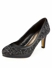 """Marks and Spencer 3-4.5"""" High Heel Shoes for Women"""