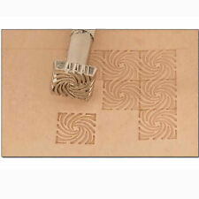 Barbed Wire Corner Rope Leather Stamp BW3 7//16 L 11 mm