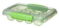 Sistema Vert Klip It Bac À Glaçons Fabriquant Medium 12 Cubes Clip Couvercle