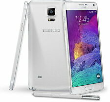 BNIB Samsung Galaxy Note 4 SM-N910T White - 32GB - (Unlocked) Smartphone