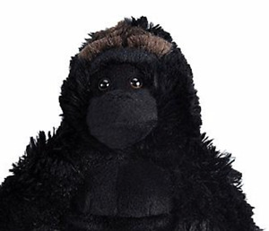 "~❤️~Wild Republic SILVERBACK Gorilla 12"" 30cm Plush Soft Toy Animal BNWT~❤️~"