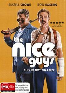 Nice Guys, The DVD