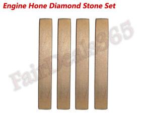 Engine Hone Diamond Stone Set 2.1/2 to 5.1/2 Fine