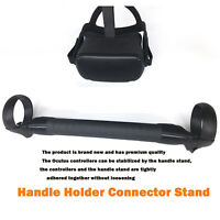 1pc VR Gaming Handle Holder Connector Stand for Oculus Quest/Rift S Controllers