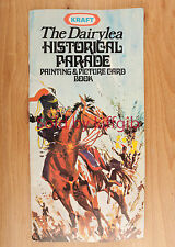 Dairylea Historical Parade Painting & Picture Card Book/Album