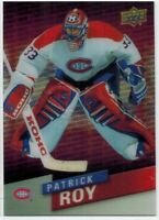 ~Tim Hortons 2015/16: Franchise Force Card of Patrick Roy FF-3