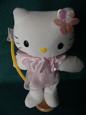 """Sanrio hello kitty fairy puppet  Childrens Soft Toy 11"""" approx"""
