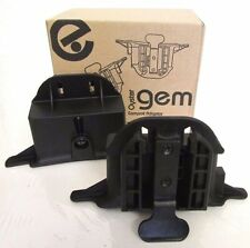 BabyStyle Oyster Gem Adaptors To Fit Oyster Gem / Oyster Max Carrycot
