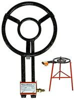 """Paella Burner 14"""" diameter by Garcima. Imported from Spain. Stand Not included"""