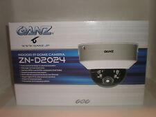 Ganz Indoor IP Dome Camera ZN-D2024