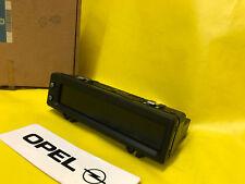 NEU + ORIGINAL OPEL Astra F Display Bordcomputer Multifunktionsanzeige Vauxhall