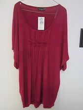 NEW WITH TAGS, LOOSE TOP, SIZE 14 BY CORDELIA ST RRP $54.95