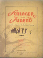 Schlager für die Jugend * Klavier & Gesang - Band 3