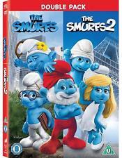 The SMURFS 1 & 2 DVD SET 2 DISCS WITH SLIPCASE  REGION 4