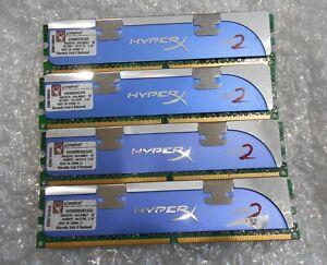 Kingston HyperX 8GB Kit (4 x 2GB) KHX8500D2K2/4G PC2-8500 DDR2