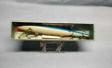Rapala Original Finnish Minnow Floating Balsa Lure Ireland F-18-B Blue FREE SHIP
