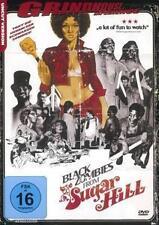 BLACK ZOMBIES FROM SUGAR HILL - USA 1972 - Kultfilm um Voodoo und Zombies