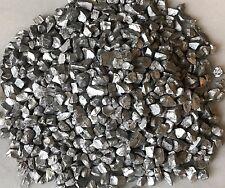 Miniature FAIRY GARDEN Terrarium TURQUOISE GLASS GEMS Crushed Decorative Chips