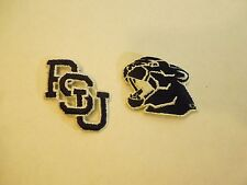 Lot of 2 Penn State University Nittany Lions Embroidered Iron On Patches #4