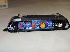 Z Scale Marklin 88453 SBB CFF FFS 460 SPACE DREAM MUSICAL Electric Locomotive