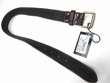 "Paul Smith Belt 30"" DIP DYE Handcrafted in Italy VERY RARE Leather belt"