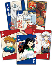 Deck of InuYasha Poker Playing Cards!