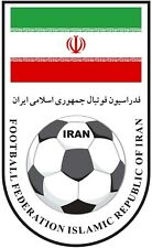 Finestra a forma di vinile adesivo 13x8cm calcio in Iran Coppa del Mondo AUTO RUSSIA