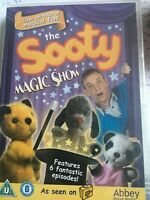 The Sooty Magic Show [DVD] - DVD  6EVG The Cheap Fast Free Post