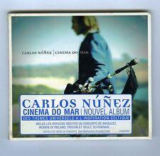 CD (NEW) CARLOS NUNEZ CINEMA DO MAR