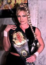 Sable SEXY CHAMP Photo #3 WWE Rena Mero Lesnar WWF Playboy