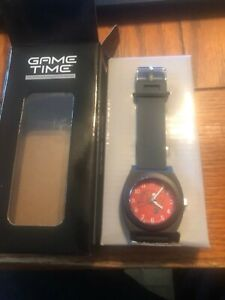Men's Black watch NFL GAME TIME TAMPA BAY BUCCANEERS Watch new in box