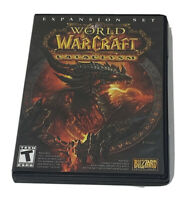 World of Warcraft Cataclysm Game DVD-ROM, Expansion set
