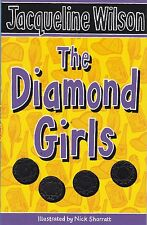 The Diamond Girls by Jacqueline Wilson, Book, New (Paperback)