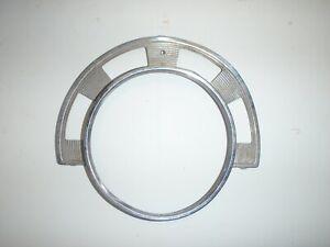 Speedometer & Instrument Cluster Bezel 51 52 53 Kaiser & EARLY 1954 # 207422