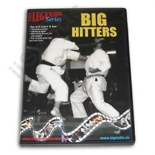 Legends Series Big Hitters Karate contact fights Dvd martial arts kickboxing