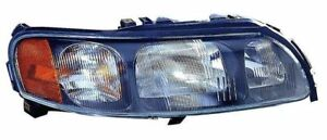 Passenger Right Headlight for 2001 2002 2003 2004 VOLVO S60 Priority Shipping.
