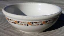 Vintage O.P. Co. Syracuse China Glendale Fruit Dessert Bowl