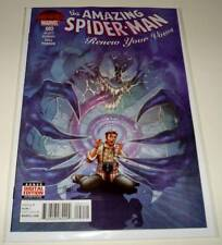 The AMAZING SPIDER-MAN : RENEW YOUR VOWS # 2  Marvel Comic   Sept 2015  NM
